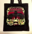 Crucified Barbara - Tote bag, In The Red